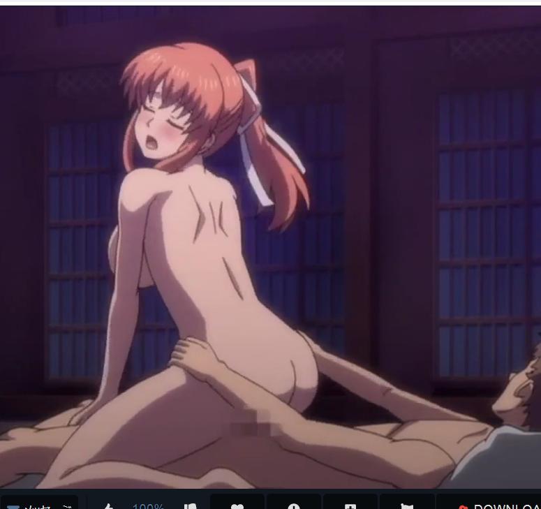 エロボッキアニメ!!ポニーテールJKをドエロく犯す!!ピンピン乳首軟巨乳ヤバし何度もツンデレマンコにドドピュ!!